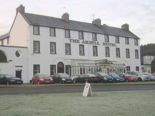 The Argyll Hotel, Inveraray