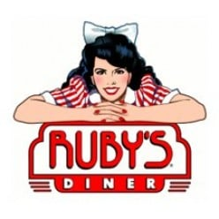 Ruby's Diner in Southern California