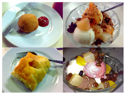 Snacks and ice cream in Sumber Hidangan http://goodeater.blogsome.com/