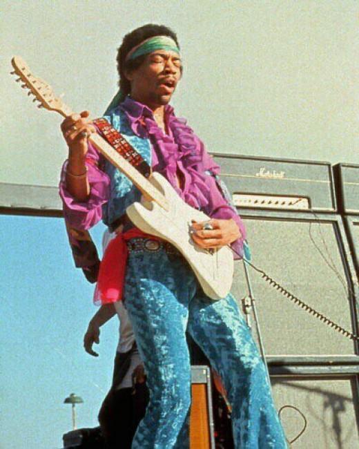 Did Jimi Hendrix Use A Big Muff??