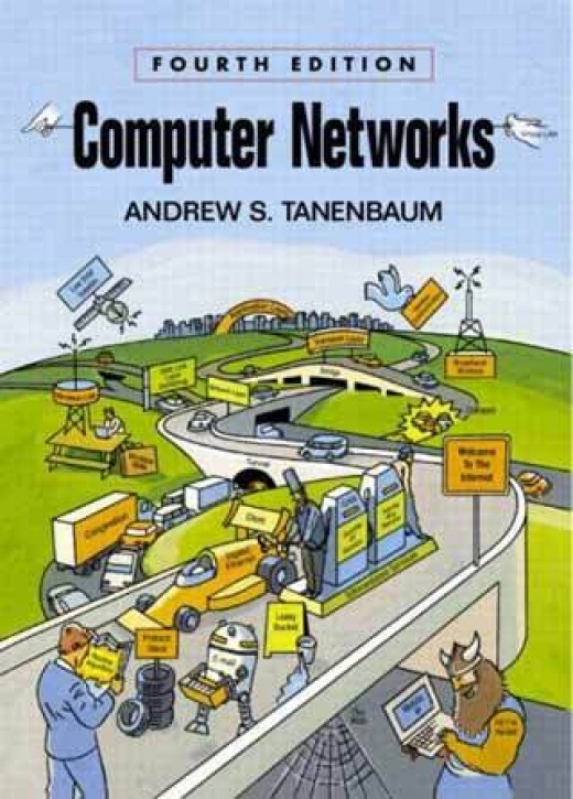A book making networking easy.