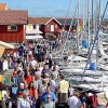 One of Swedens largest tourist destination in the summer, Smogen pier!
