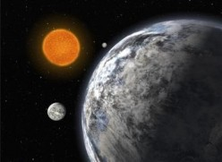 "Three ""Super-Earths"" Planets Discovered"
