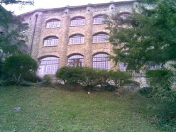 Assembly Inn, the main building of the Montreat Conference Center