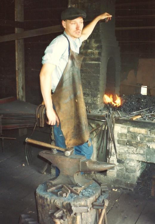 The Grotelueschen Blacksmith Shop