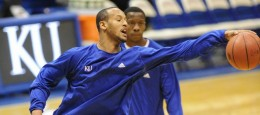 2010 Red-shirt players Travis Releford and Mario Little must improve their outside shot to reach their potential