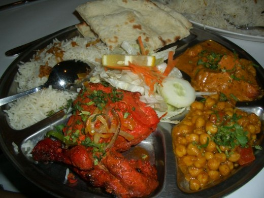 Indian Cuisine - The Best Blend of Different Varieties