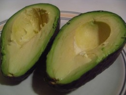 Mashed avocadoes are very versatile and can be mixed with other foods such as pumpkin or banana.