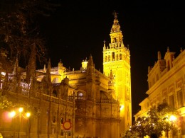 Seville -Catedral de Santa Mara de la Sede   Courtesy Google Images - motorbike-tours.co.uk