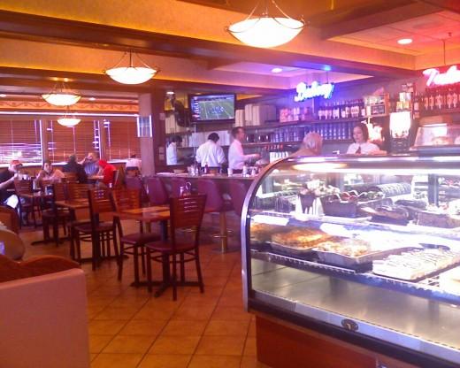 Inside Marietta Diner-Atlanta Georgia area good eats