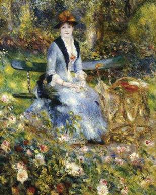 Renoir that was sold.