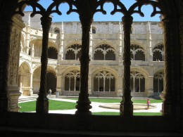 Chapel of St. Jerome in the Jernimos Monastery
