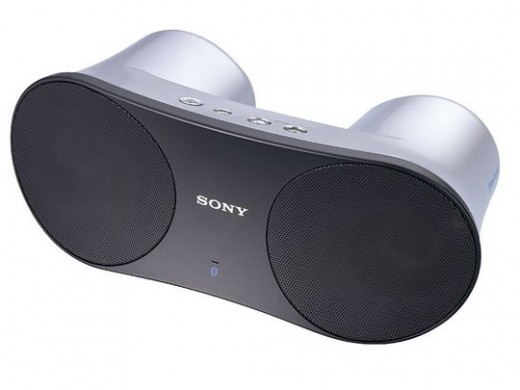 Sony iPad speakers