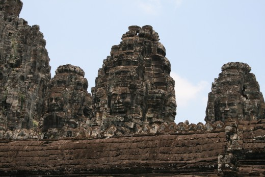 On the Bayon
