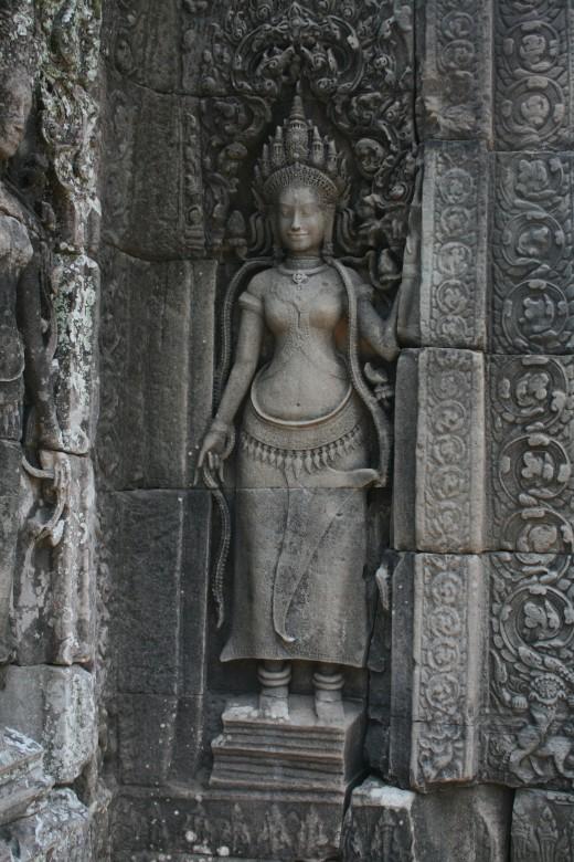 Buddhist but still Apsara
