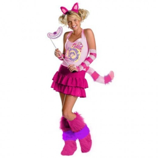 The Cheshire Cat Teen Costume