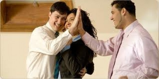 Isn't it great? The nice man got rid of all our debt!  The Reality: These companies tend to be nationwide, so you're most likely talking over the phone with a person who might live in Cleveland whom you will probably never see.