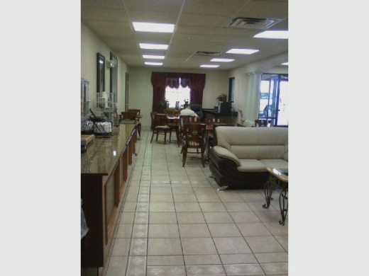 The Best Western breakfast area, where you can get a full breakfast form 6:00 to 10:00 AM, every morning.