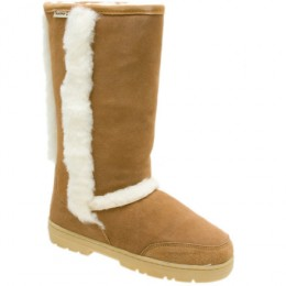 BEARPAW Emma Tall Boot Hickory