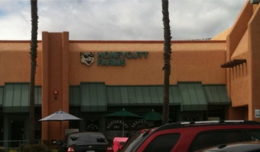 Hidden in a strip mall in Murrieta, Honeycutt Farms is like a hidden treasure.