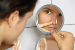 Finding an acne remedy can be hard.