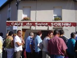 Les Caves de Saint Sornin