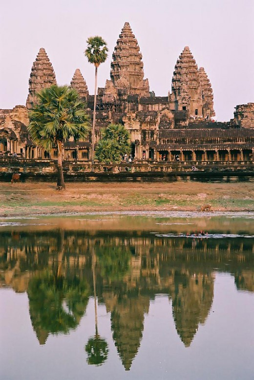 Angkor Wat Early Morning