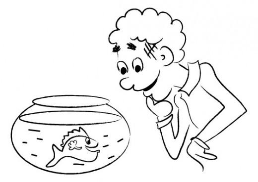 """Oh! The wishy washy Fish!""(c) rembrandz.com"