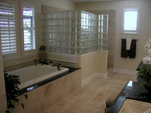 Bathroom Remodelers' Work