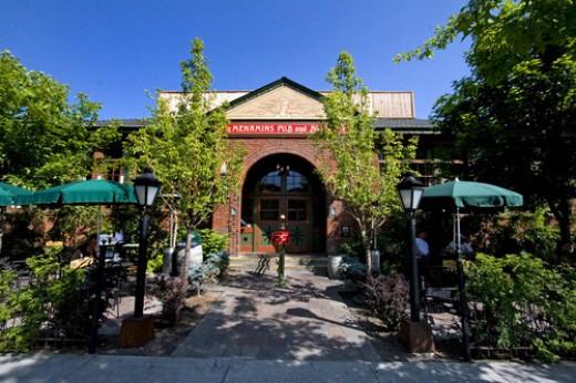 St Francis Restaurant Bend Oregon