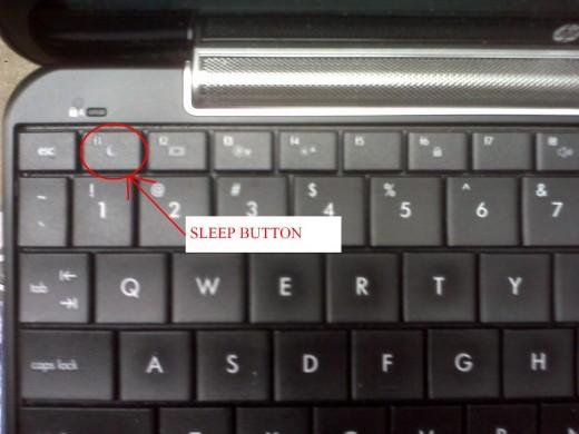 The Sleep Button
