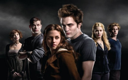 The Cast ot Twilight