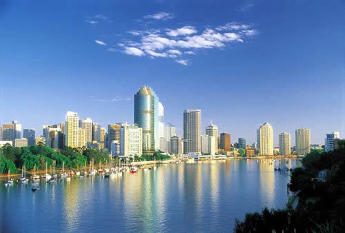 Brisbane City & River