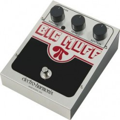 Review of the Big Muff Pi  by Electro-Harmonix : King of Fuzz Pedals?