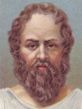 Greek Philosopher Socrates