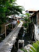 Slum areas in the Philippines (Photo courtesy of http://www.homeless-international.org/)