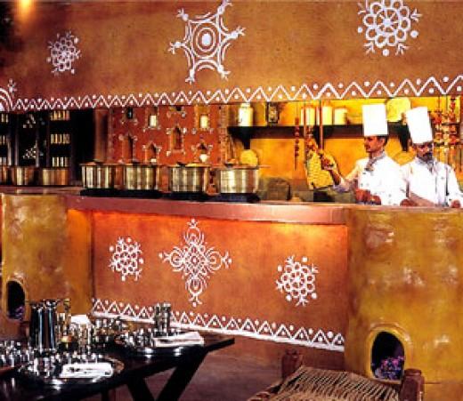 Pind Balluchi Restaurant