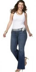 Plus Size Women Jeans