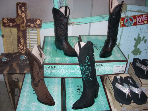 Lane Boots for sale at Texas Couture