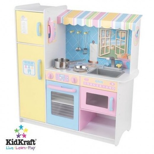 Kidkraft My Precious Pastel Kitchen