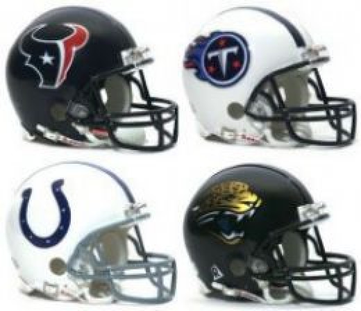 The AFC South