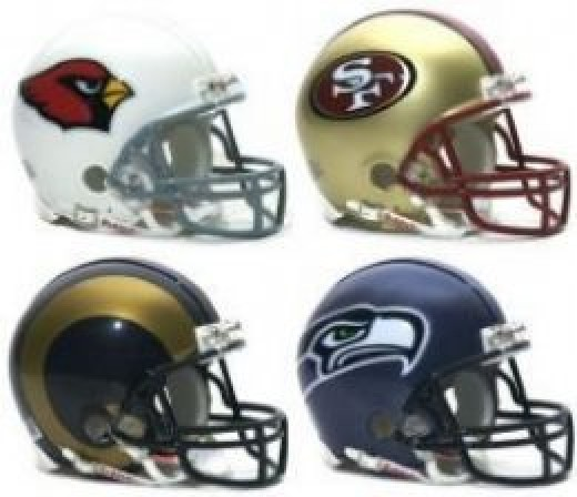 The NFC West