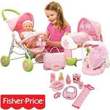 Fisher Price Little Mommy dolls