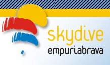 Empuriabrava skydive logo