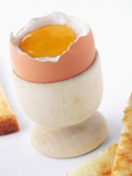 For your good health, eat the WHOLE egg!