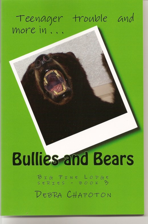 BULLIES AND BEARS - A new week of adventures and escapades face Missy and Kevin as they confront teenage bullies and a troublesome mama bear.