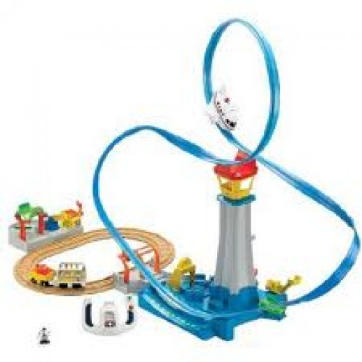 Fisher Price Geotrax Airport