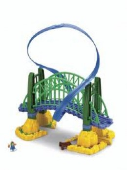 Geotrax Fly-By Bridge