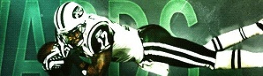 Decorate Your Room with the New York Jets