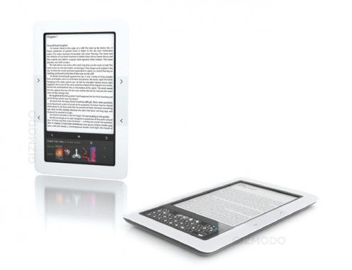 "Barnes & Noble's ""NOOK"""